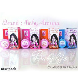 BABY LIPS NEW PACK (CV.Anugerah Arauna)