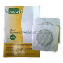 BAMBOO BELLY SLIMMING PATCH (Koyo Pelangsing)