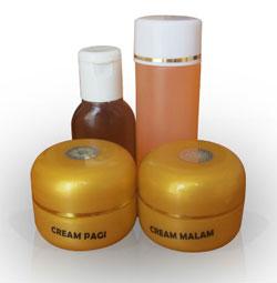 Krim Baby Pink Premium Gold 4in1 (Krim Syahrini Gold)