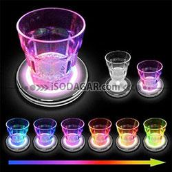 GELAS MINUM SENSOR AIR LED (Bisa berubah 7 warna)