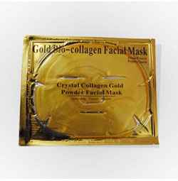 Masker Gold Bio Collagen Facial Mask
