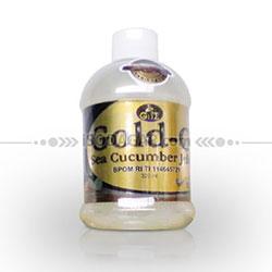 JELLY GAMAT GOLD G (Teripang, Sea Cucumber)
