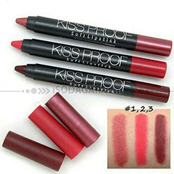 KISS PROOF LIP MATTE
