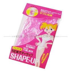 Paket Shape-Up Sauna Wrap (Perut/Paha/Betis/Lengan)