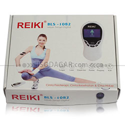 REIKI BLS - 1082 (Mesin Terapi Digital)
