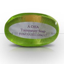 SABUN A-DHA TRANSPARANT SOAP BPOM