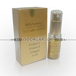 Serum Gold Whitening (Vit C+Vit E+Collogen+A-HA)