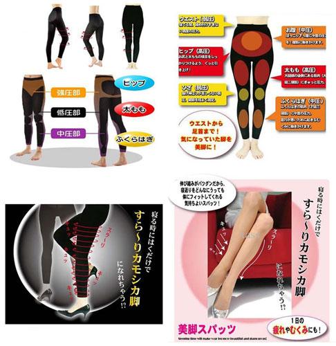 Slimming Night Legging (pelangsing perut sampai betis) | iSODAGAR.com