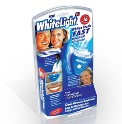Pemutih Gigi White Light Teeth Whitening