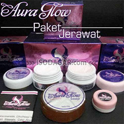 AURA GLOW MAGIC CREAM (Paket Jerawat)