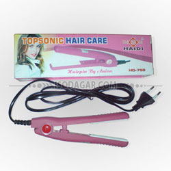 Catok Mini Haidi 2in1 (Topsonic Hair Care)