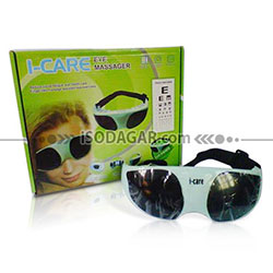 EYE MASSAGER (Alat Pemijat Mata)