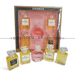 PERFUME MINIATUR CHANEL (Parfum Mini Set)