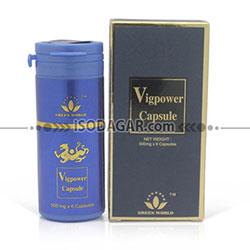 VIG POWER CAPSULE (Obat Vitalitas Pria)
