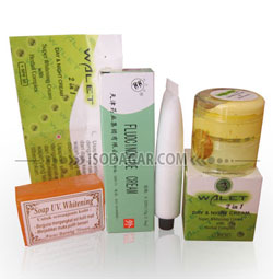 Walet 2in1 Super Whitening + SPF30 (Walet Singapore)